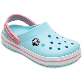 Crocs Crocband Clogs zoccoli Bambino, ice blue/white